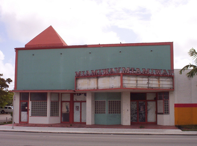 Former North Miami Theatre