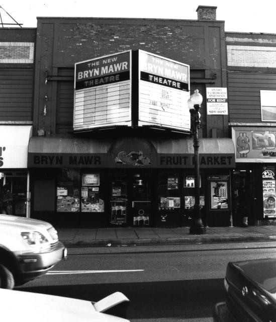 Bryn Mawr Theatre