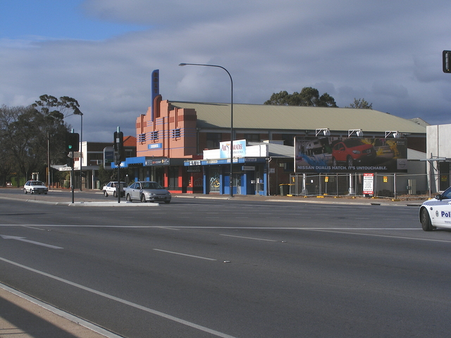 ROXY, Anzac Highway.