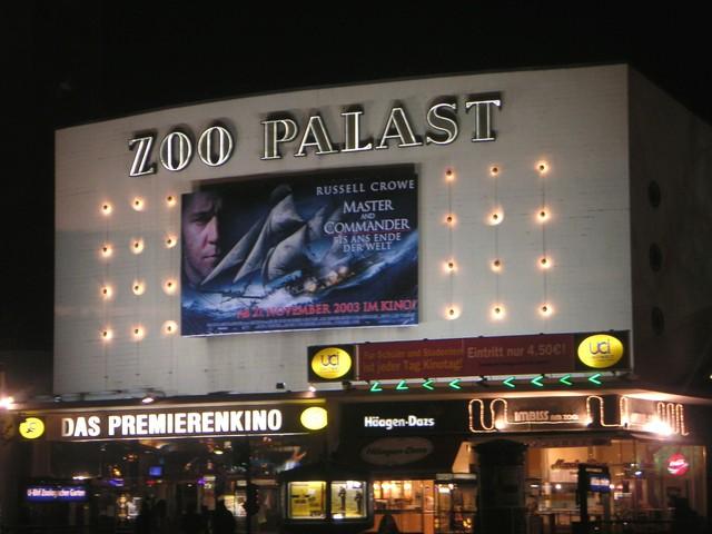 UCI Kinowelt Zoo Palast
