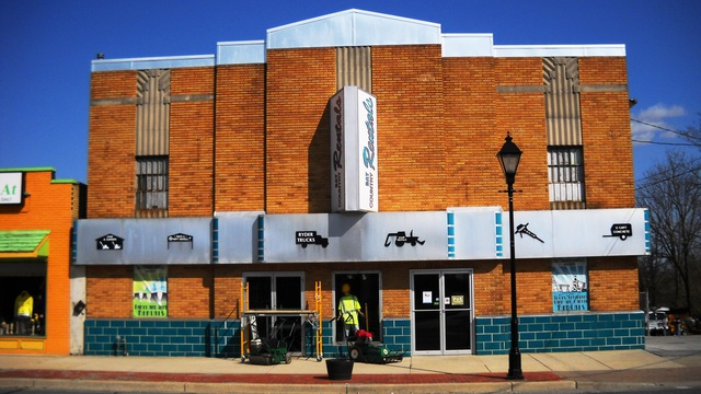 New theatre in reisterstown md cinema treasures for Amc owings mills
