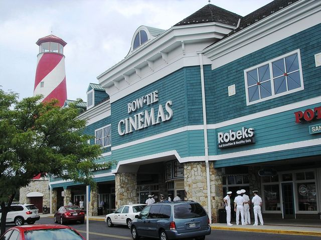 bow tie cinemas harbour 9 in annapolis md cinema treasures