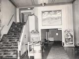 Lobo Theater Lobby, 1945