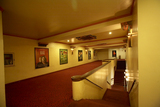 Rialto Theatre, South Pasadena upstairs lobby