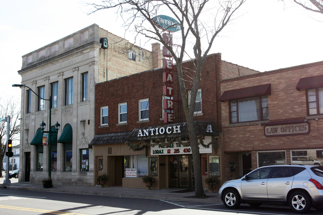 Antioch Downtown Theatre, Antioch, IL