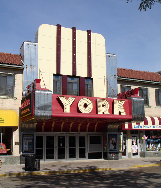 York Theatre, Elmhurst, IL