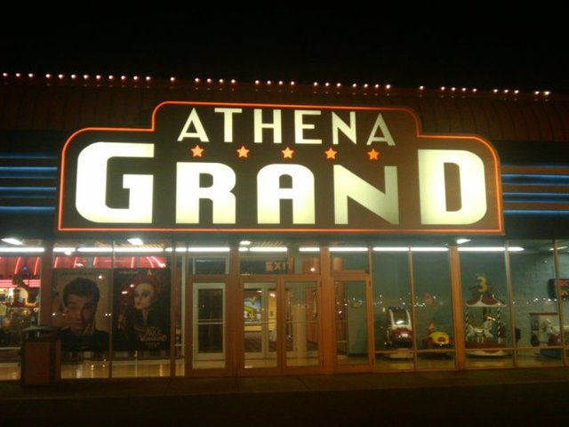 Athena Grand
