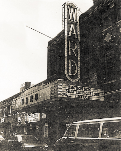 ward theatre in bronx ny cinema treasures