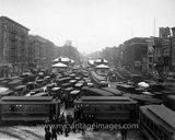 Delancey street, 1923.