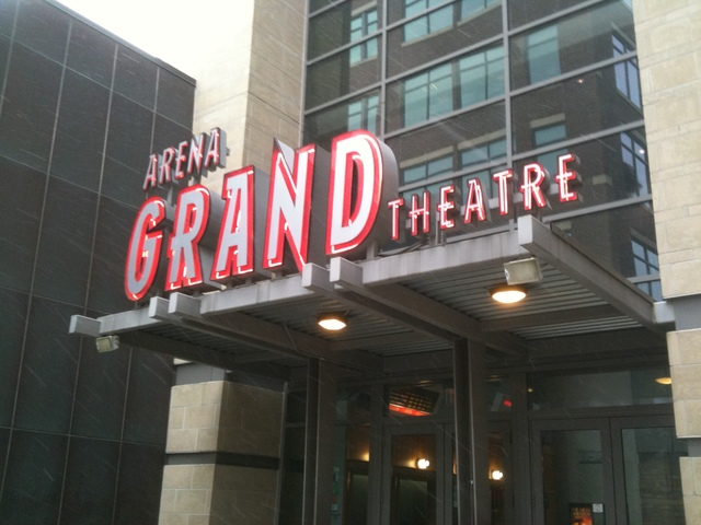 Studio Movie Grill Arena Grand