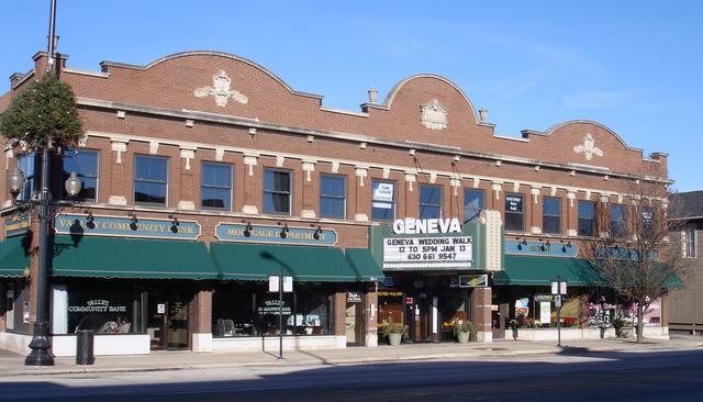 Geneva Theatre, Geneva, IL
