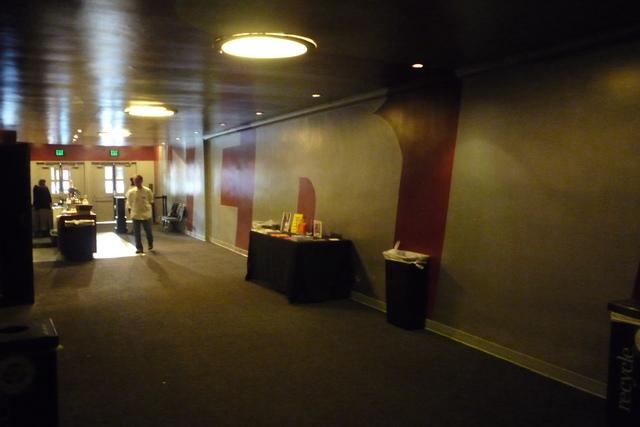 Aero Theatre - Lobby