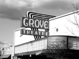 Grove Black and White