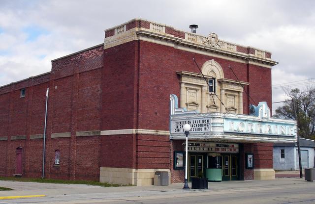 Lorraine Theatre, Hoopeston, IL