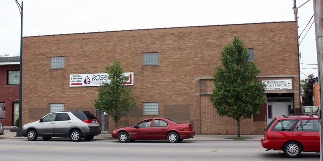 Collins Theatre, Joliet, IL
