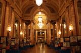Rialto Square Theatre, Joliet, IL - lobby