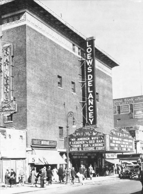Loew's Delancey Theater