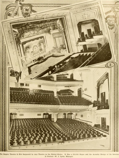 Empire Theatre ca. 1918