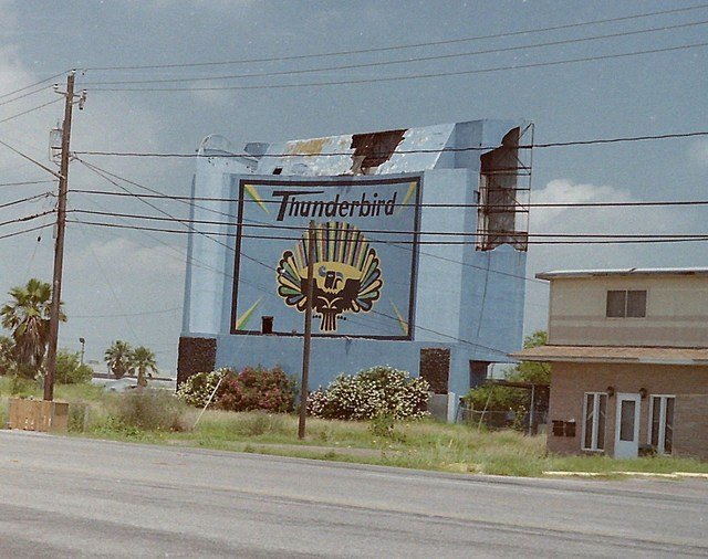 Thunderbird Drive - In