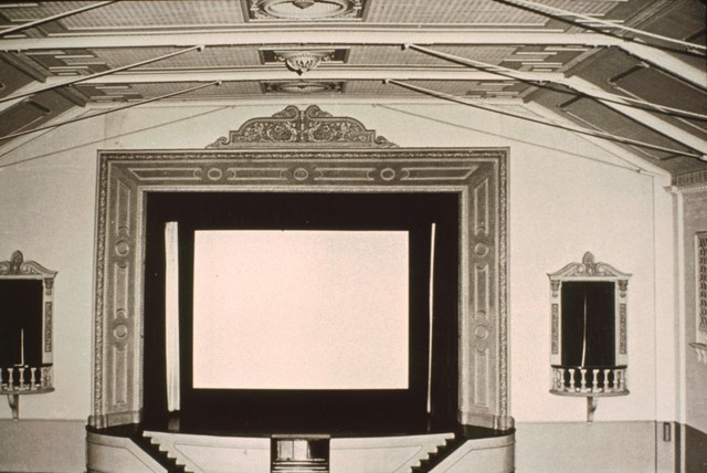 Colonel Light Gardens Theatre Proscenium.