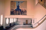 The Mural and Dress Circle and Lounge entrance.