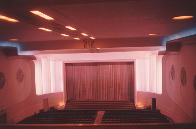The Auditorium.