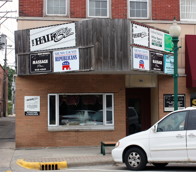 Times Theatre, Morris, IL