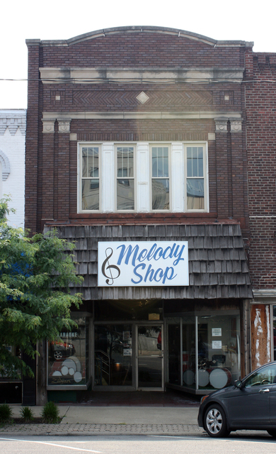 Plaza Theatre (Melody Shop), Mt. Vernon, IL