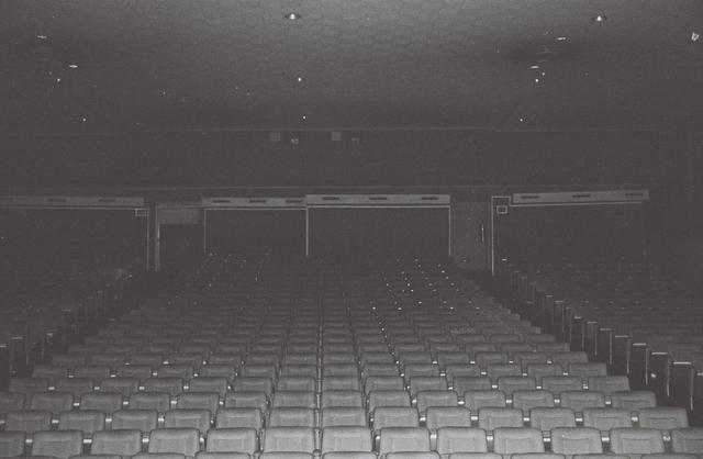 The Chatham Cinema Auditorium