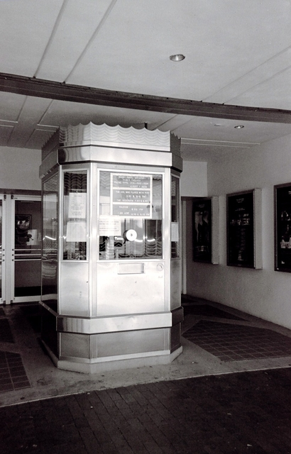 Ticket Booth Tower Theater