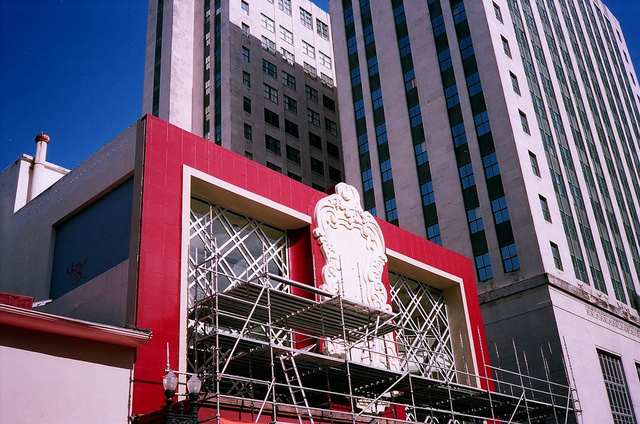 Miami Theatre Building Restoration