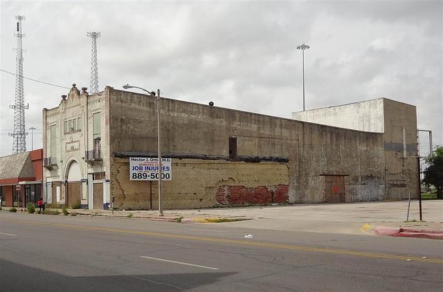 Melba Theatre Side View