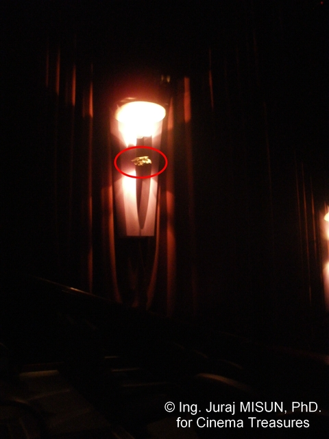Cinema City Polus Lamps