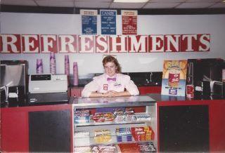 Refreshment stand