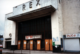 Rex Cinema - Wind Street, Aberdare - 1989