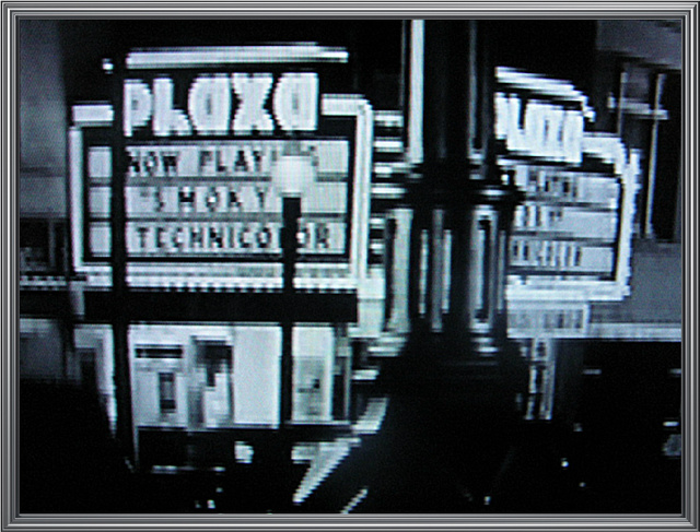 PLAZA Theatre, Stamford, Connecticut as seen in 'Boomerang' (1947)