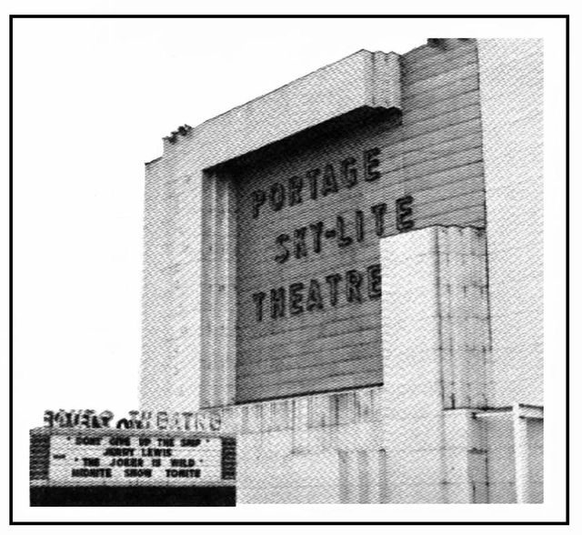 Portage Sky-Lite Drive-In