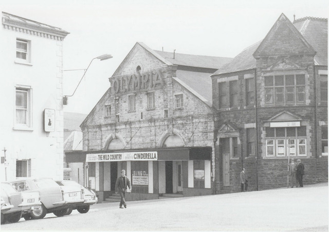 Olympia Cinema - Morgan Street, Tredegar
