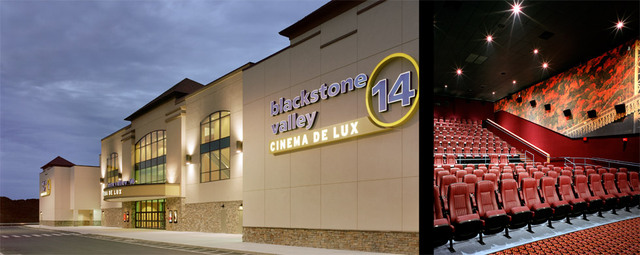 Blackstone Valley 14 Cinema de Lux
