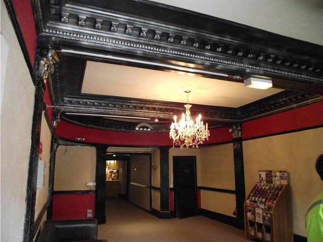 Former Palace/ABC, Lancaster, foyer, March 2012