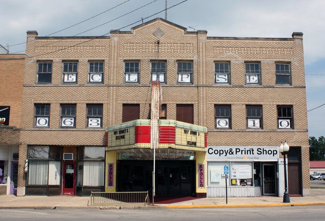 Apollo Theater, Princeton, IL