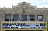 Roxy Cinemas, Ottawa, IL - marquee