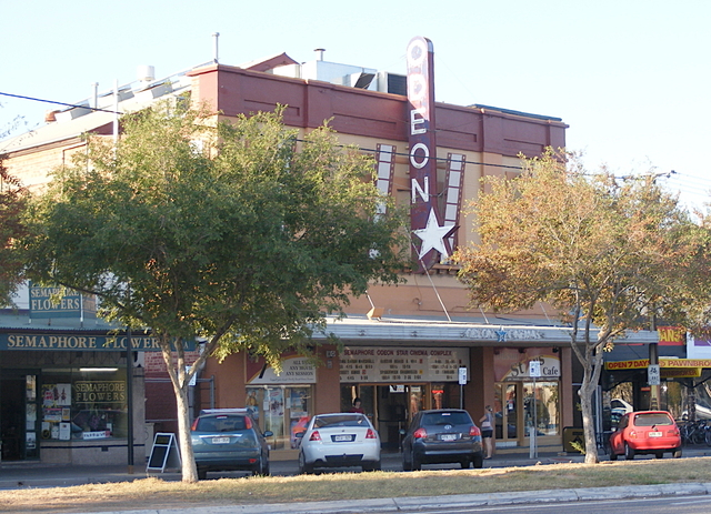 A 2011 picture of the Odeon Star.