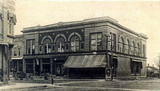 Barnes Opera House (later FOX Theatre), New Lisbon, Wisconsin in 1920