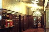 The Dress Circle Foyer.