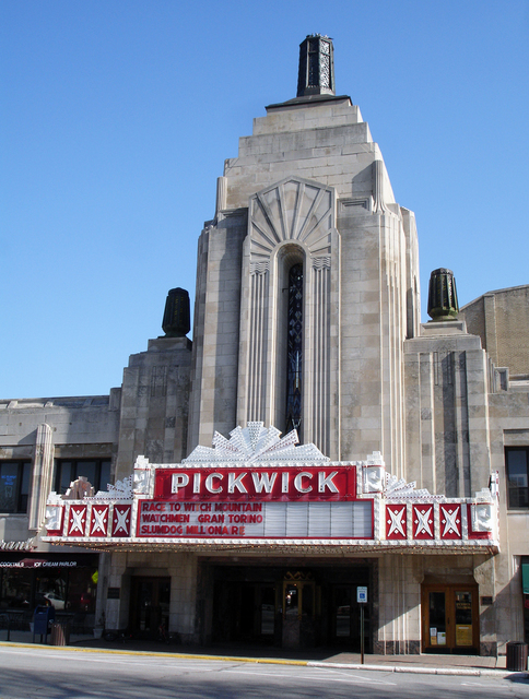 Pickwick Theatre, Park Ridge, IL