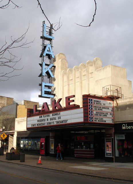 Lake Theatre, Oak Park, IL