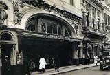 the original facade in 1940
