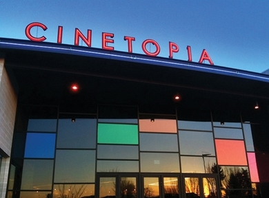 Cinetopia Mill Plain 8