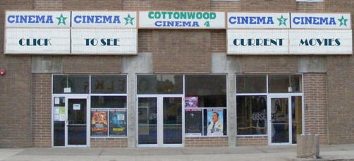 Cottonwood Cinema 4